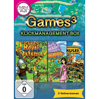 Games3 Klickmanagement Box - [PC]