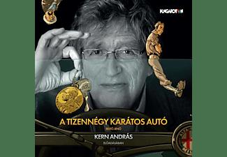 Andras Kern - A Tizenn{U+0090}Gy Karatos Auto  - (CD)