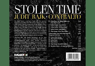 Judit Rajk - Stolen Time  - (CD)