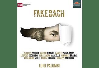 Palombi Luigi - Fake Bach  - (CD)