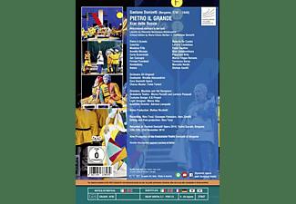 Candia/Castellano/Alessandrini/Gli Originali - Pietro Il Grande  - (DVD)
