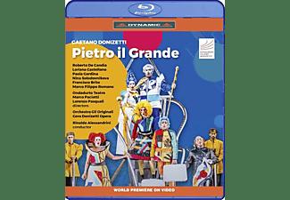 Candia/Castellano/Alessandrini/Gli Originali - Pietro Il Grande  - (Blu-ray)