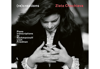 Zlata Chochieva - (RE)CREATIONS  - (CD)