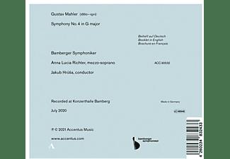 Richter/Hrusa/Bamberger Symphoniker - SYMPHONY NO. 4  - (CD)