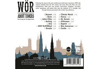 Wor - About Towers  - (CD)