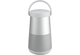 BOSE SoundLink Revolve Plus (Series II) Bluetooth Lautsprecher, Silber, Wasserfest