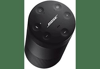 BOSE SoundLink Revolve (Series II) Bluetooth Lautsprecher, Schwarz, Wasserfest