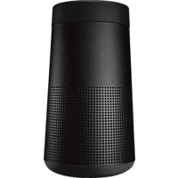BOSE Soundlink Revolve II Bluetooth Lautsprecher, Triple Black, Wasserfest