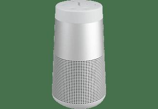 BOSE SoundLink Revolve (Series II) Bluetooth Lautsprecher, Silber, Wasserfest