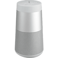 BOSE Soundlink Revolve II Bluetooth Lautsprecher, Luxe Silver, Wasserfest
