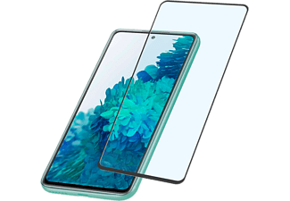 CELLULAR LINE Displayschutzglas Impact Glass Capsule für Samsung Galaxy S20 FE