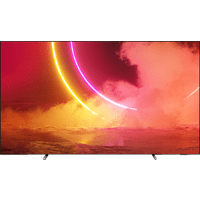 PHILIPS 55OLED805/12 OLED TV (Flat, 55 Zoll / 139 cm, OLED 4K, SMART TV, Ambilight, Android TV™ 9 (Pie))
