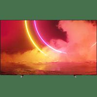 PHILIPS 65OLED805/12 OLED TV (Flat, 65 Zoll / 164 cm, OLED 4K, SMART TV, Ambilight, Android TV™ 9 (Pie))