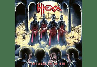 Hexx - ENTANGLED IN SIN (LTD BLACK VINYL)  - (Vinyl)