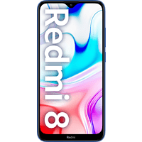 XIAOMI Redmi 8 64 GB Sapphire Blue Dual SIM