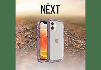 LIFEPROOF Next, Backcover, Apple, iPhone 12 Mini, Transparent/Lila