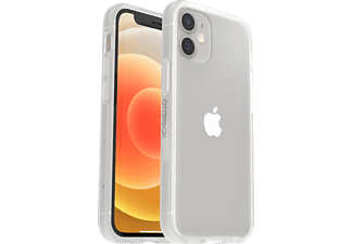 OTTERBOX React + Trusted Glass , Backcover, Apple, iPhone 12 Mini, Transparent