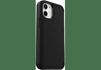OTTERBOX Strada , Backcover, Apple, iPhone 12 Mini, Schwarz