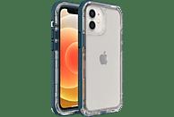 LIFEPROOF Next, Backcover, Apple, iPhone 12 Mini, Transparent/Blau