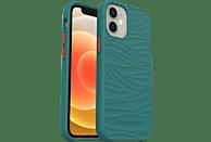 LIFEPROOF Wake, Backcover, Apple, iPhone 12 Mini, Grün/Orange