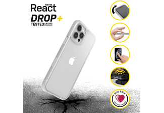 OTTERBOX React , Backcover, Apple, iPhone 12 Pro Max, Transparent