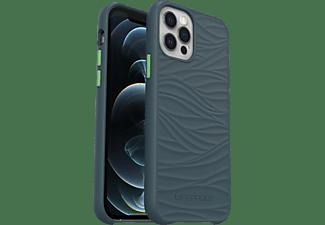 LIFEPROOF Wake, Backcover, Apple, iPhone 12 / iPhone 12 Pro, Grau