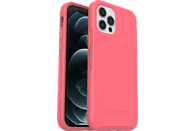 OTTERBOX Symmetry Plus, Backcover, Apple, iPhone 12 / 12 Pro, Rosa