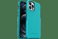 OTTERBOX Symmetry , Backcover, Apple, iPhone 12 Pro Max, Blau
