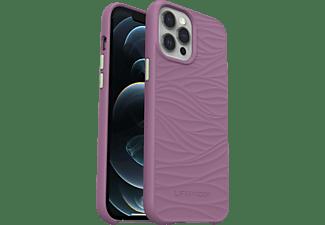 LIFEPROOF Wake, Backcover, Apple, iPhone 12 Pro Max, Lila