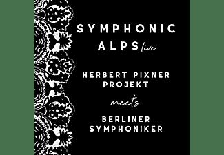 Berliner Symphoniker, Herbert Pixner Projekt - SYMPHONIC ALPS LIVE  - (CD)