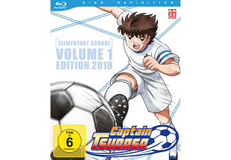 Captain Tsubasa 2018 - Vol.1 - Ep. 1-14 Blu-ray