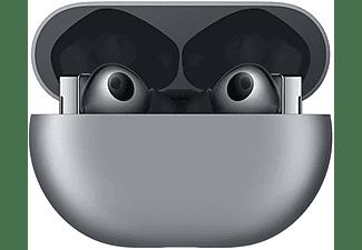 Auriculares inalámbricos - Huawei FreeBuds Pro, True Wireless, Control por voz, ANC, Plata + Estuche de carga