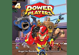 Power Players - 04: Angst Im Dunkeln Und Andere Geschichten  - (CD)