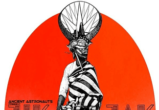Ancient Astronauts - Zik Zak  - (Vinyl)