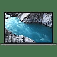 DELL XPS 9310, Notebook mit 13,4 Zoll Display, Core i7 Prozessor, 16 GB RAM, 512 GB SSD, Intel Iris Xe Grafik, Platinsilber/Schwarz