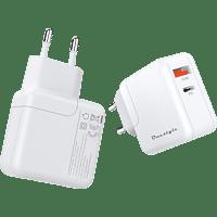 CORN TECHNOLOGY Onestyle NT-C-03 Ladegerät Ladegerät Universal 30 W, Weiß