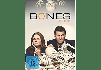 Bones - Die Knochenjägerin Staffel 10 DVD