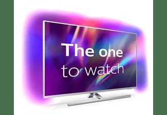 PHILIPS 58PUS8545/12 LED TV (Flat, 58 Zoll / 146 cm, UHD 4K, SMART TV, Ambilight, Android TV™ 9 (Pie))