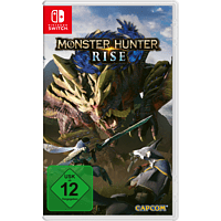 Product Image Monster Hunter Rise [Switch]