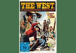 The West-12 klassische Western DVD