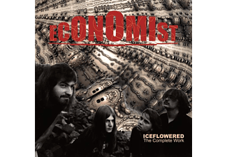 The Economist - ICEFLOWERED - THE COMPLETE WOR  - (CD)