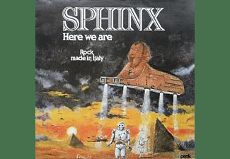 Sphinx - HERE WE ARE  - (Vinyl)