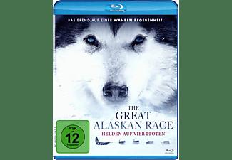The Great Alaskan Race - Helden auf vier Pfoten Blu-ray