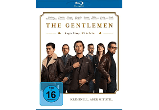 The Gentlemen Blu-ray