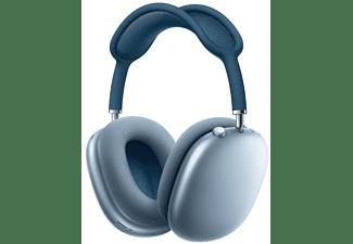 Apple AirPods Max, Diadema Bluetooth, Cancelación activa de ruido, Bluetooth, Smart Case, Azul cielo