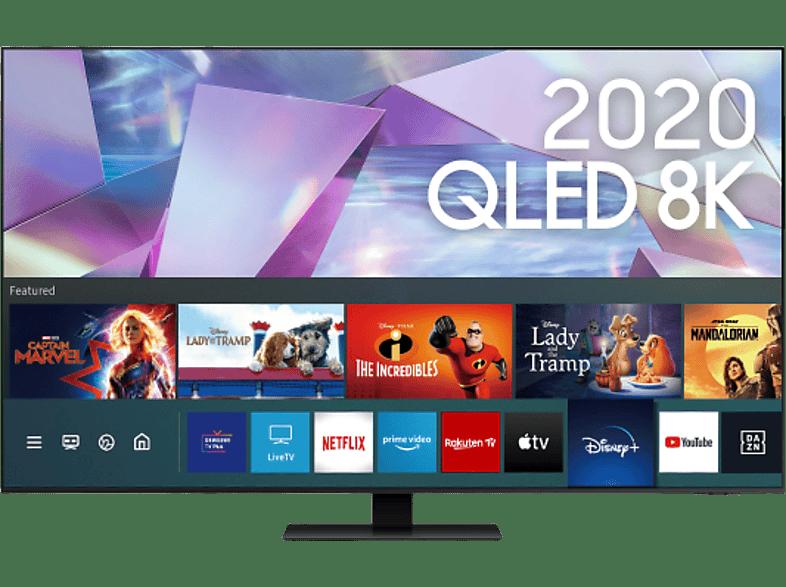 Samsung Q700T 8k 55′ QLED TV + Samsung Galaxy S20FE 128GB um 1499€ anstatt 1999€