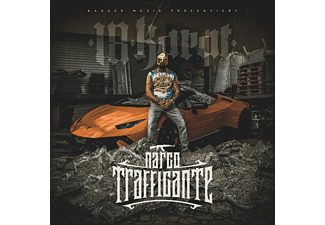 18 Karat - Narco Trafficante (Die Maskenbox)  - (CD + Merchandising)