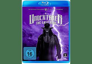 Wwe: Undertaker-The Last Ride Blu-ray