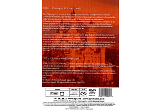 Urlaub in Deutschland mit den schönsten Schlössern DVD