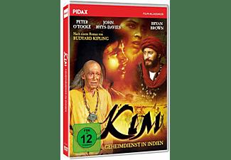 Kim-Geheimdienst in Indien DVD